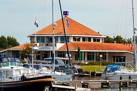 Marina Stavoren Binnenhaven