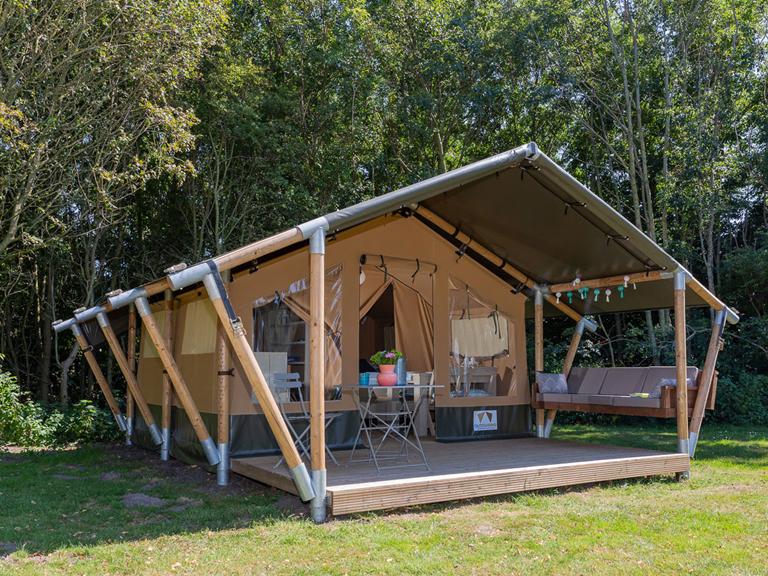 SkipsLodge Camping Sudermeer Marina Stavoren